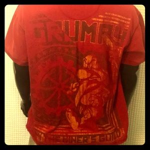 Disney Grumpy Full Back Graphic Miners Guild Polo